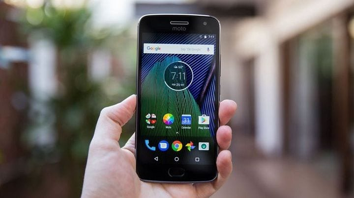 Fix: Motorola Moto G5 most common issues and how to resolve them