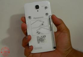 The stylus is attracted by the magnet inside the phone