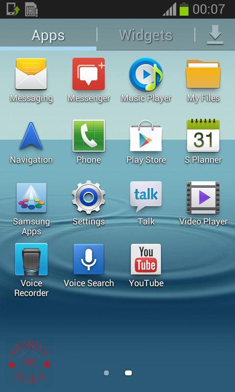 Samsung Galaxy Grand Quattro Menu (1)