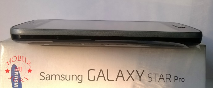 Left side_Samsung Galaxy Star Pro