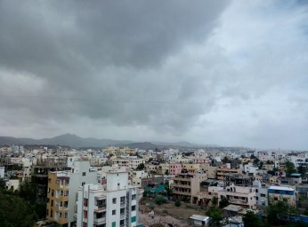 Cityscape HDR- Gionee Elife S5.5 review