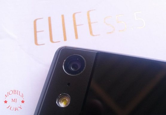 Primary camera- gionee elife s5.5