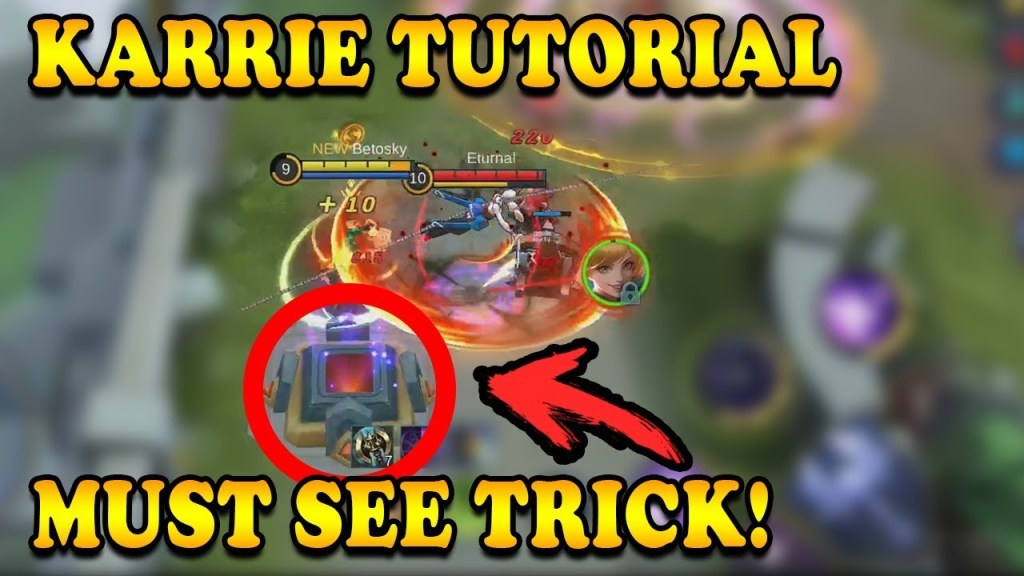 YOU WILL ALMOST NEVER LOSE AGAIN AFTER THIS KARRIE TUTORIAL   MOBILE LEGENDS