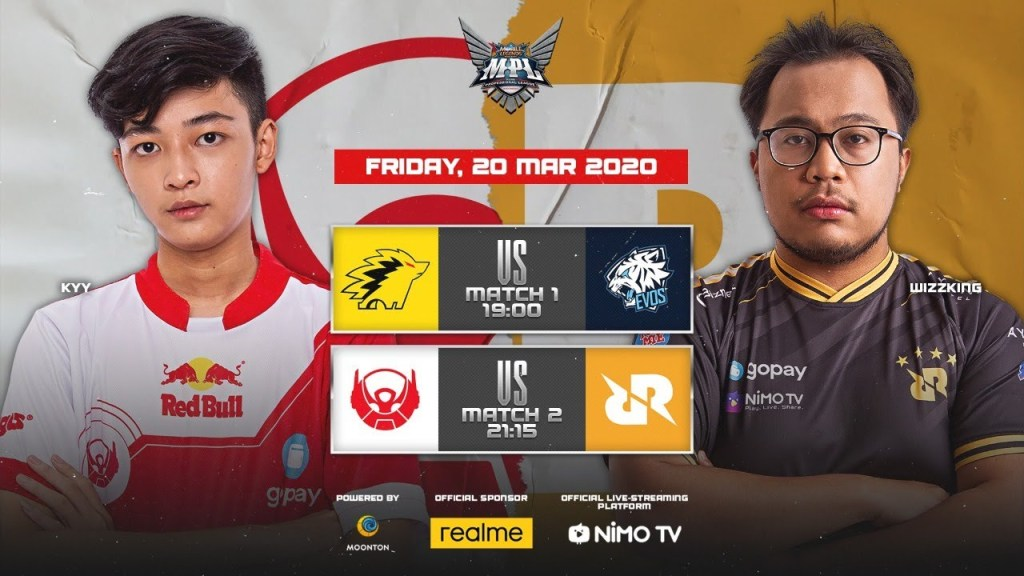 [English Live] MPL Indonesia Season 5 Week 7 Day 1