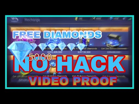Free Diamond 💎💎 Mobile Legends 2020 | No Hack