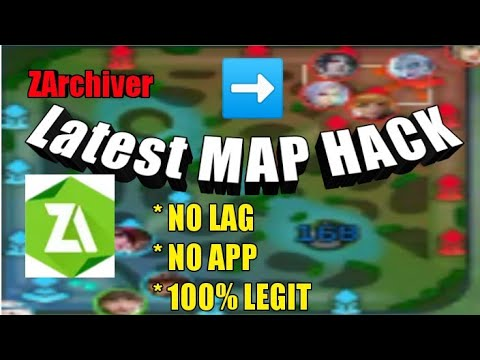 LATEST | Map Hack TREND | Mobile Legends : Bang Bang