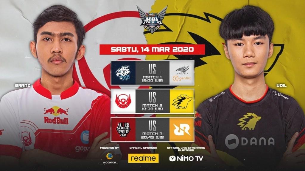 [Bahasa Indonesia Live] MPL Indonesia Season 5 Week 6 Day 2