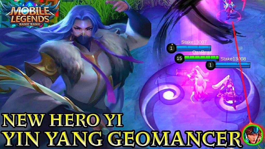 New Hero Yin Yang Geomancer - Mobile Legends Bang Bang