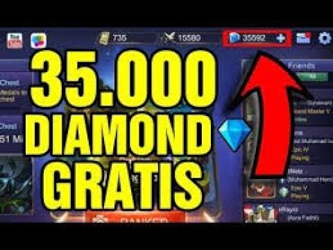 TANPA APLIKASI !! CARA MENDAPATKAN DIAMOND MOBILE LEGENDS GRATIS TERBARU 2020 | AUTO SULTAN!!