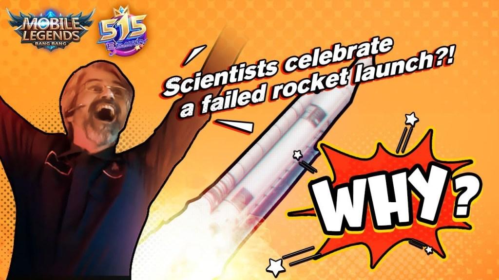 """The Big Bang"" | 515 eParty Trailer#1 | Mobile Legends: Bang Bang!"