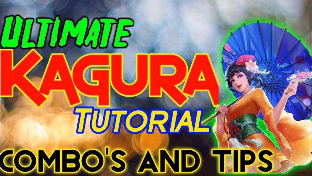 Kagura Tutorial. Combo, Skills, Tips and Trick - Mobile Legends 2018