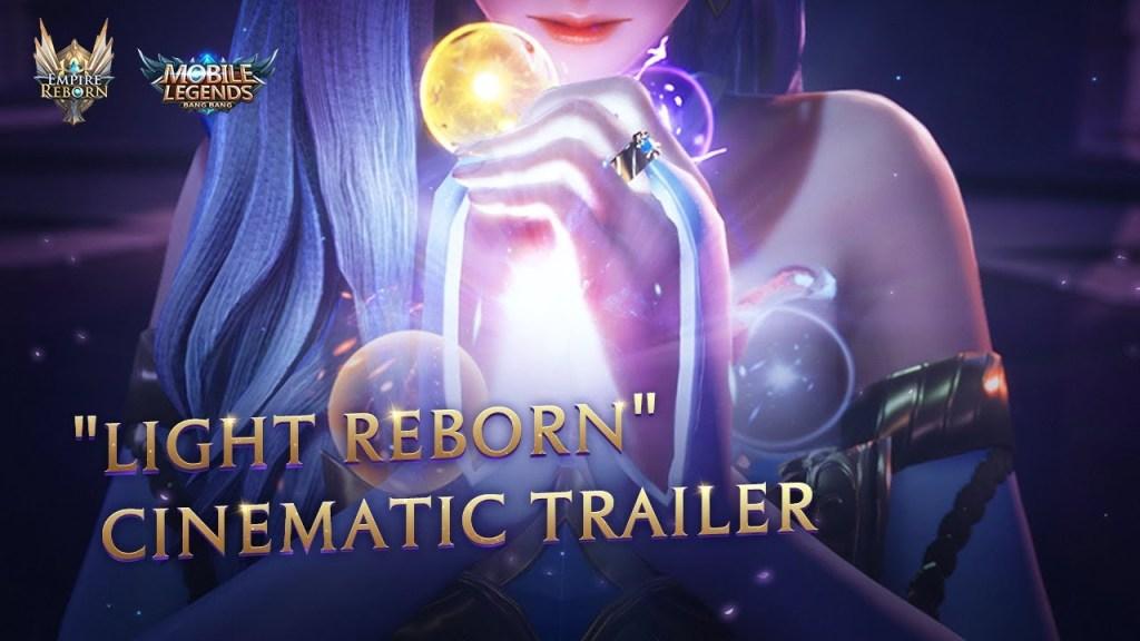 Light Reborn | Empire Reborn - Cinematic Trailer | Mobile Legends: Bang Bang!
