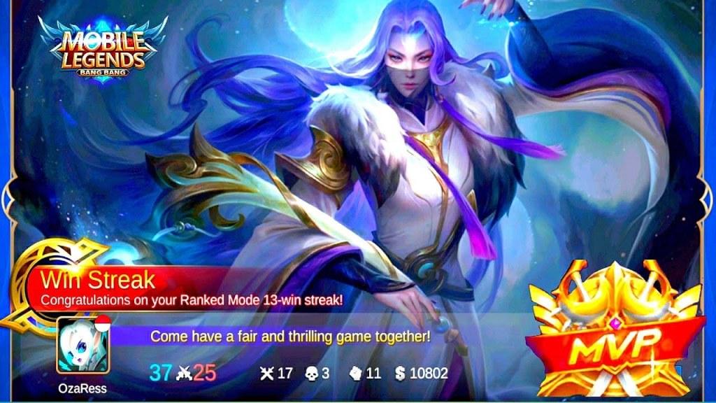 Luo Yi Skill Rework Gameplay - Mobile Legends Bang Bang