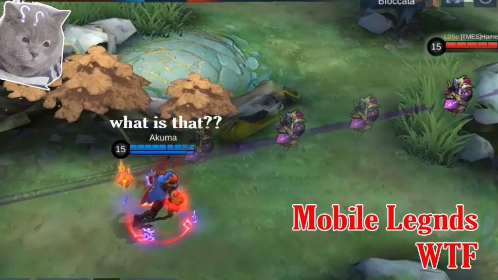 Mobile Legends WTF | Funny Moments 300IQ Aldous