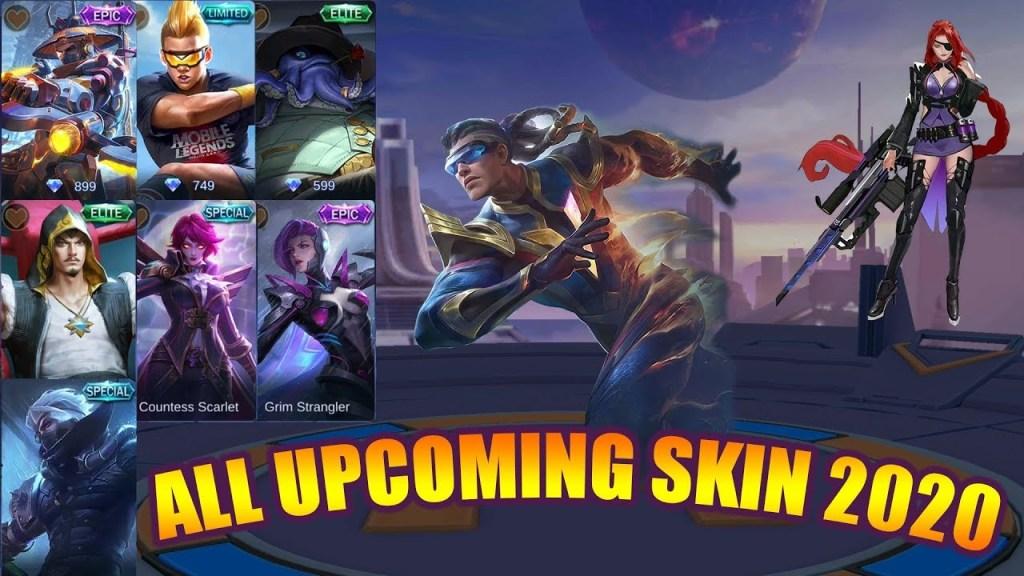 Mobile Legends New Skin | All Upcoming Skin 2020