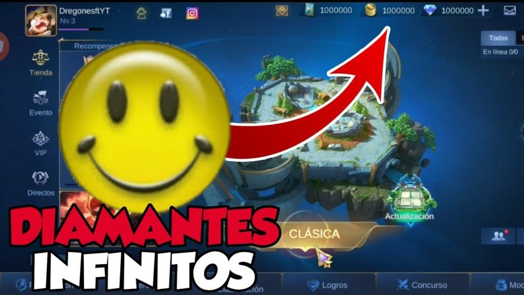 ¡¡NUEVO HACK DE DIAMANTES INFINITOS PARA MOBILE LEGENDS!! [Mayo] - 2020