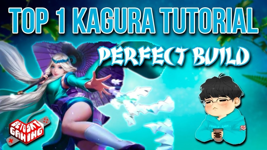 How to Win 99.09% - Top 1 Kagura Tutorial (Indo Sub) | Mobile Legends Bang Bang
