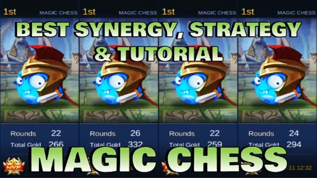 BEST SYNERGY, STRATEGY & TUTORIAL - MAGIC CHESS GAMEPLAY | Mobile Legends Bang Bang