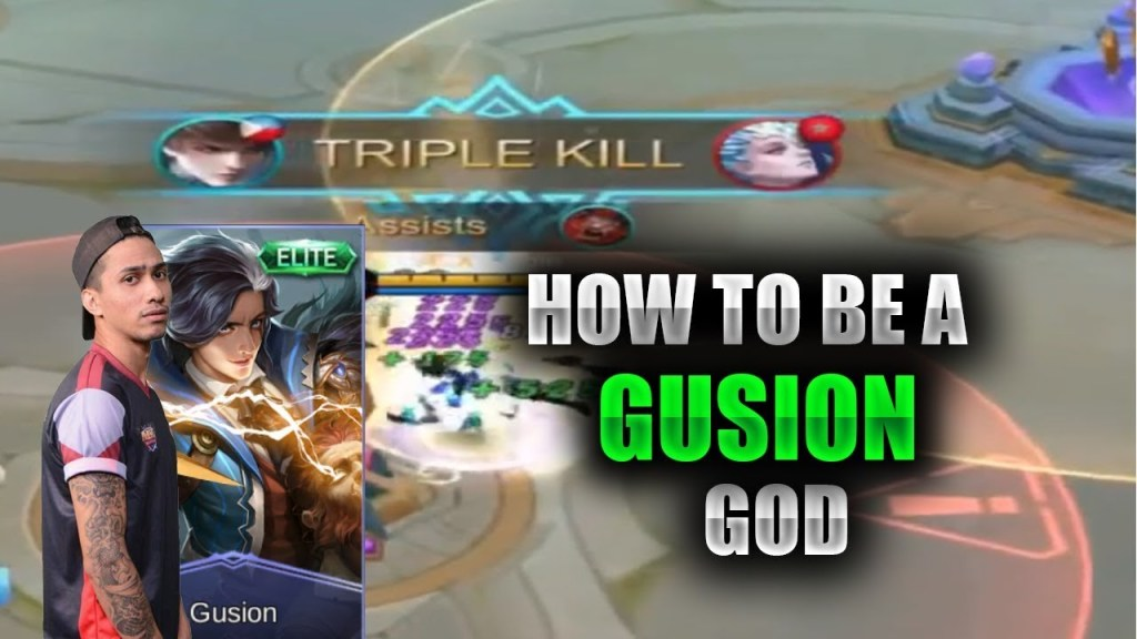 BE A GUSION GOD - MOBILE LEGENDS - 2000 DIAMONDS GIVEAWAY - GAMEPLAY - RANK - AKOSI DOGIE - COMBO