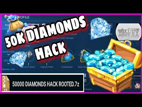 50000 Diamonds trick 2020 for mobile legends