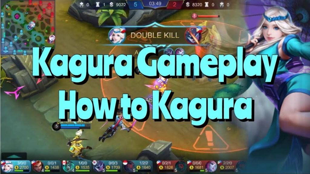 Kagura tutorials Mobile Legends Kagura Gameplay