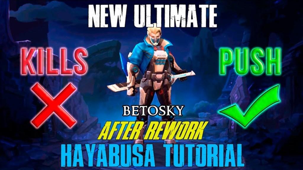 Ultimate Hayabusa Tutorial: Everything You Need To Know (Indo/Eng Sub)  | Mobile Legends Bang Bang