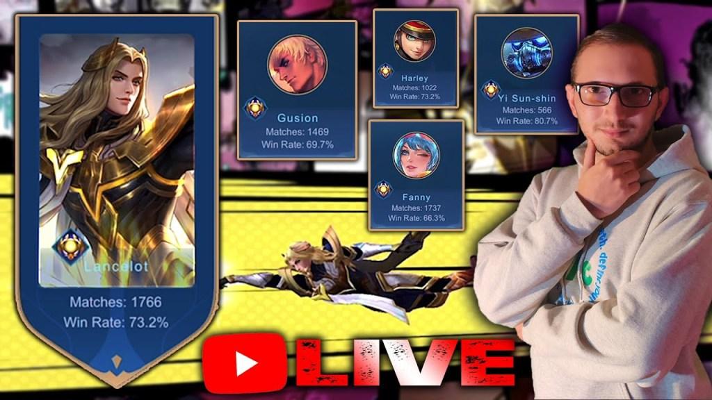 Maybe FreeStyle?  | 8k Assassin Games | Mobile Legends: Bang Bang [EN/RO]