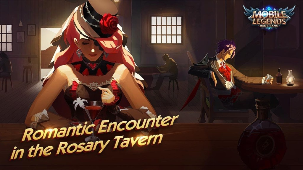 Romantic Encounter in the Rosary Tavern | Valentine's Day 2019 | Mobile Legends: Bang Bang!