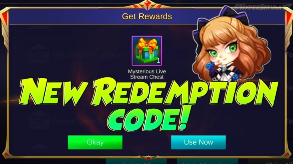 How to Redeem Code Ml in 2019 [NOT CLICKBAIT] Get Hero Fragments!