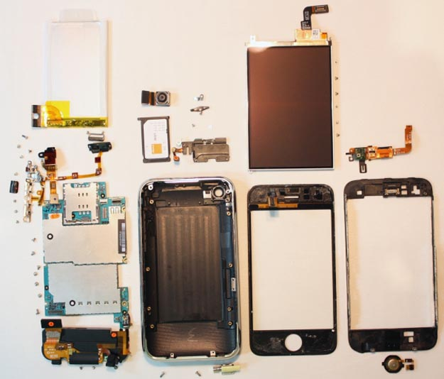 iphoneteardown Apple iPhone 3G S Launches Today, Already Torn Apart