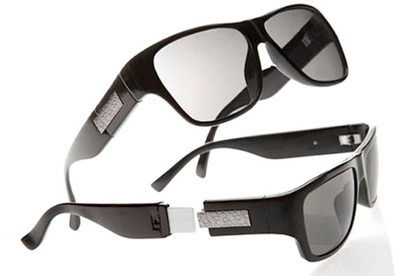calvinklein  Stylish Calvin Klein Sunglasses Hide USB Drive Nerdiness