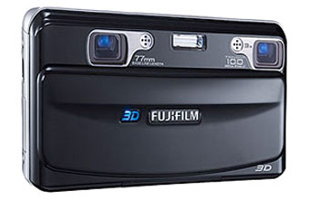 fuji Fuji FinePix Real 3D Shoots What You Think It Does