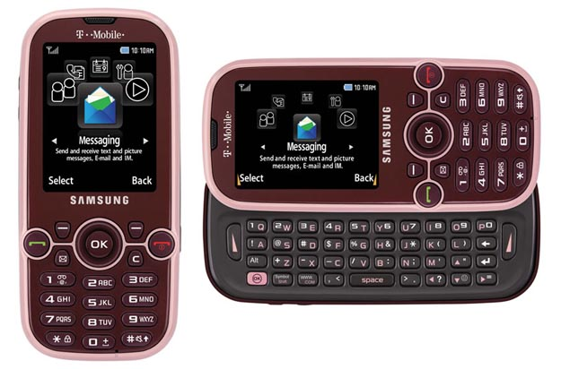gravity T-Mobile Gears Up with Samsung Gravity 2 QWERTY Phone