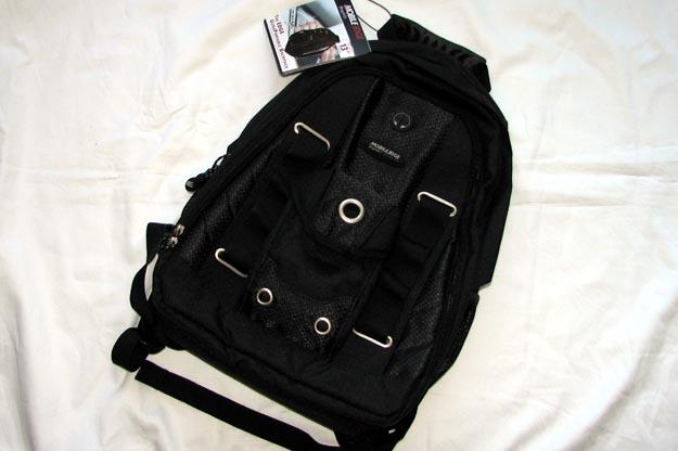 medge-1 REVIEW - Mobile Edge Ultraportable Backpack for Netbooks