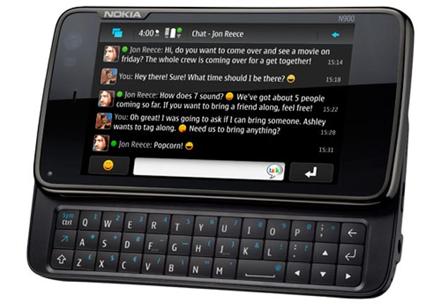 nokiatablet Official: Nokia N900 Tablet Announced (with Videos)