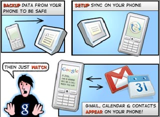 gmail Google Sync Extends to Gmail Push, Including iPhone