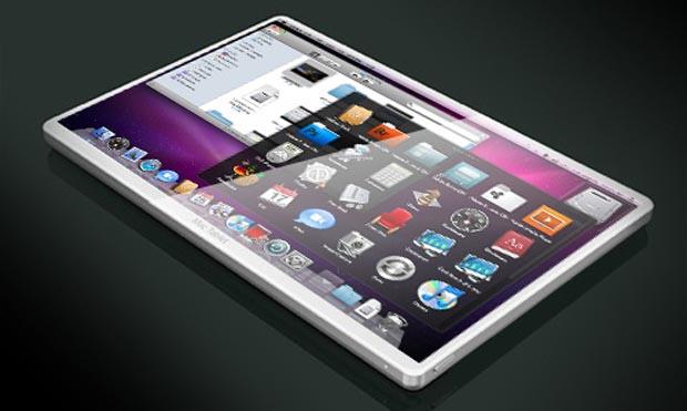 mactab Latest Mac Tablet Rumors Point Toward 9.6-inch Touchscreen