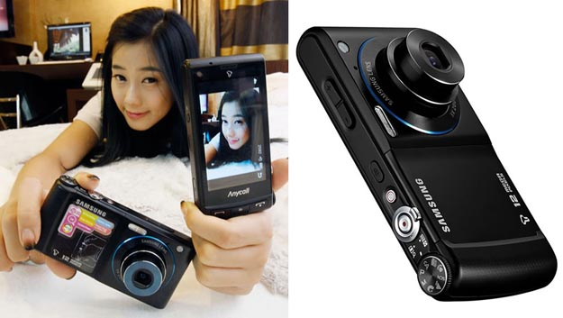 samcam Samsung AMOLED 12M is More Camera than Phone