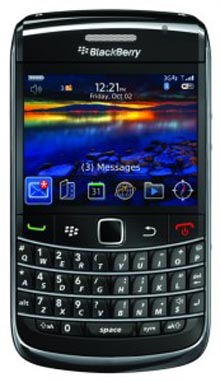 newbold  Rogers Wireless Confirms BlackBerry Bold 9700