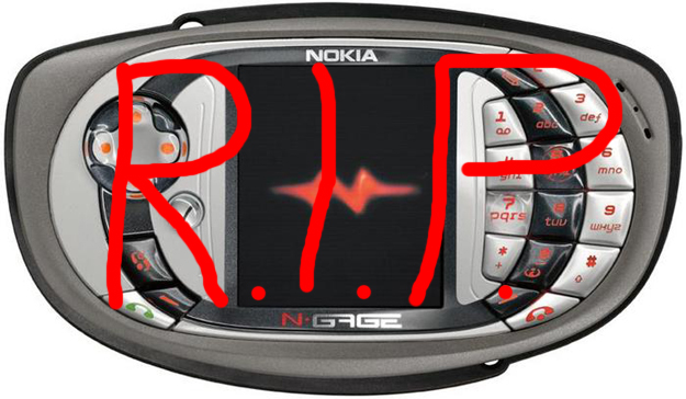 ngage  Nokia N-Gage to Kick the Bucket in September 2010