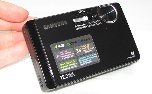 samcam VIDEO: Unboxing the Samsung ST1000 Digital Camera