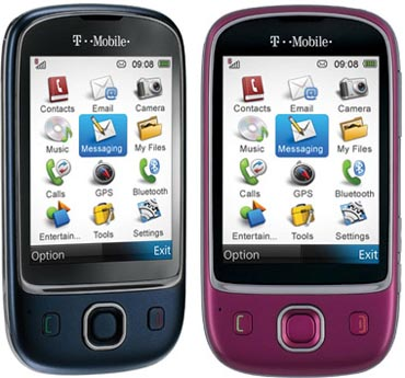 tmotap Original HTC Touch Lives Again as T-Mobile Tap?