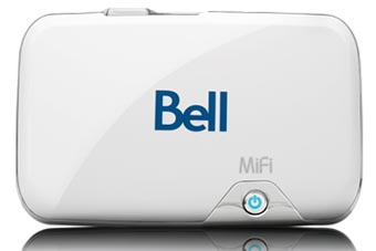 bellmifi Bell Mobility Starts Shipping MiFi Hotspot Device