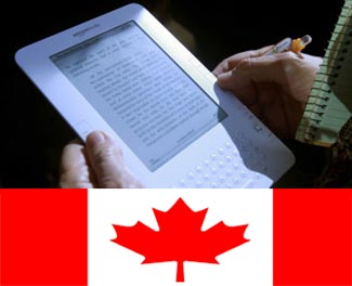 canadakindle Amazon Kindle Finally Comes to Canada