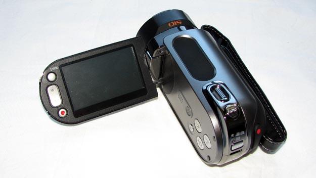 samsunghmx-2 REVIEW - Samsung HMX-H106 SSD HD Camcorder