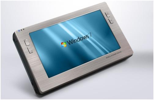 Cowon-W2-intel-atom-win-7 Cowon W2 REVEALED; Touchscreen, Windows 7 and chunky