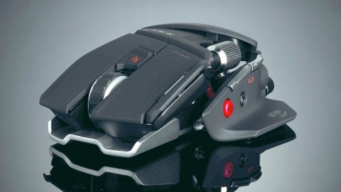 mad-catz-cyborg Mad Catz Cyborg R.A.T. is the new Terminator mouse