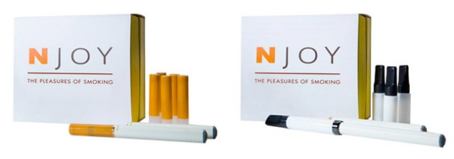 njoy-packs FDA tries to stop NJOY electronic cigarette company from entering US