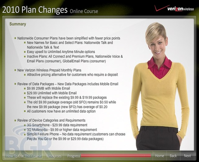 verizon-plans New Verizon unlimited voice plans keep things simple
