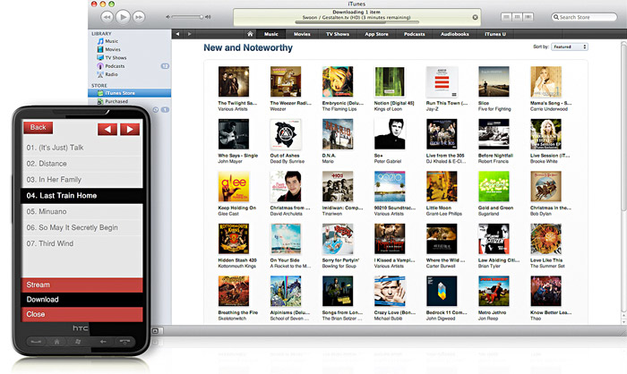didiom-pro04 Didiom Placeshifting connects all your music to one mobile device